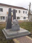 Памятник жертвам Чернобыльской катастрофы
